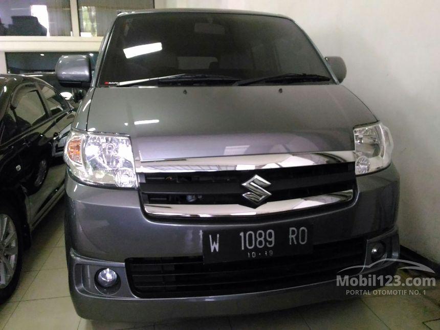 Jual Mobil Suzuki APV 2014 GX Arena 1.5 di Jawa Timur ...