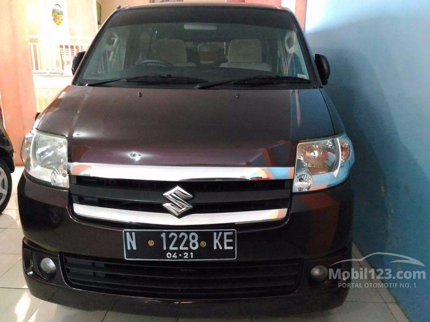 2011 Suzuki APV GX Arena Van