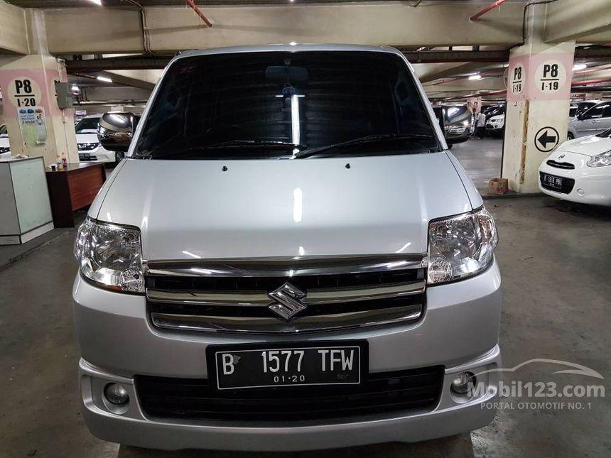 Suzuki Apv Sgx At