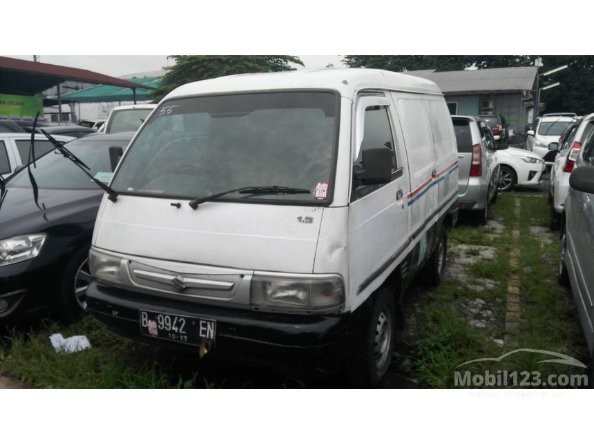 2002 Suzuki Carry DRV Van
