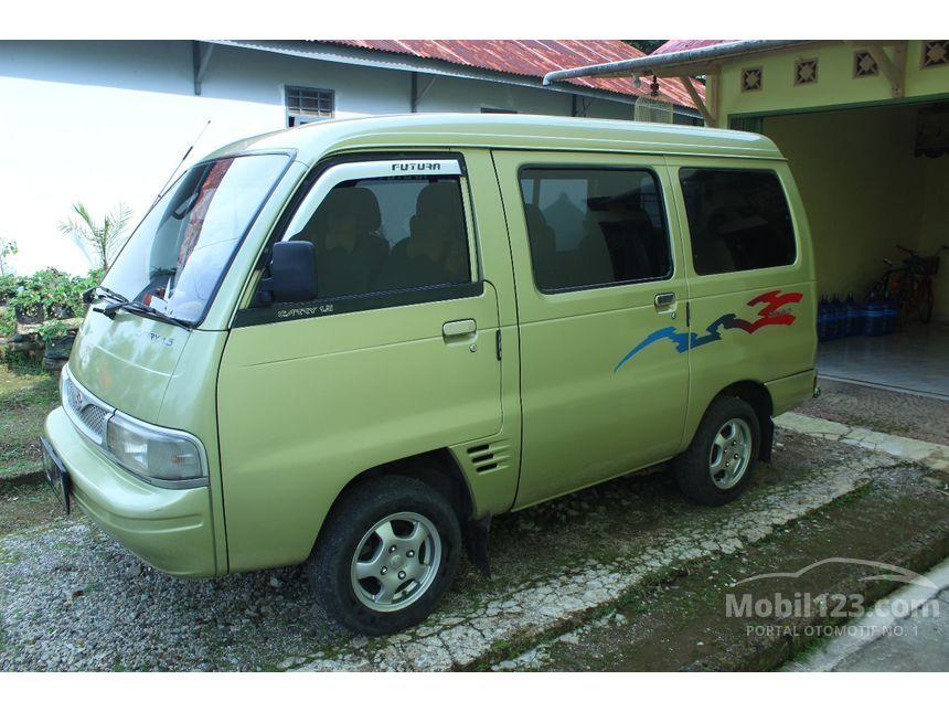 Suzuki Carry Van Indonesia