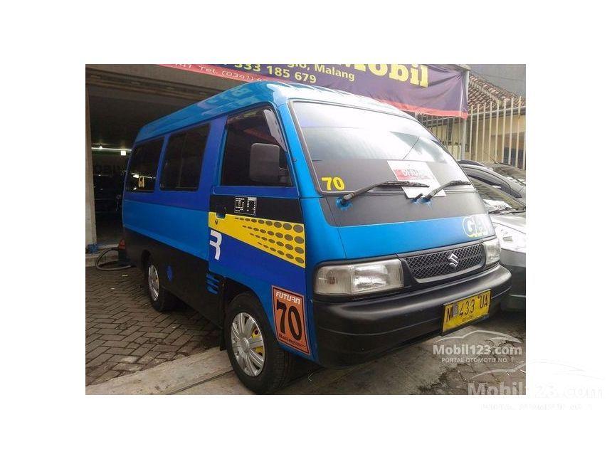 Suzuki Carry 2013 GX 1.5 di Jawa Timur Manual Van Biru Rp ...