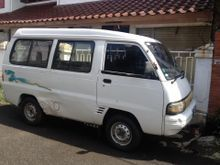 1997 Suzuki Carry 1.3 MPV Minivans