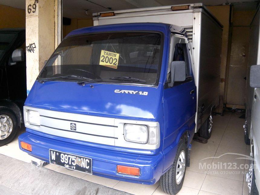 2002 Suzuki Carry Pick Up Pick Up