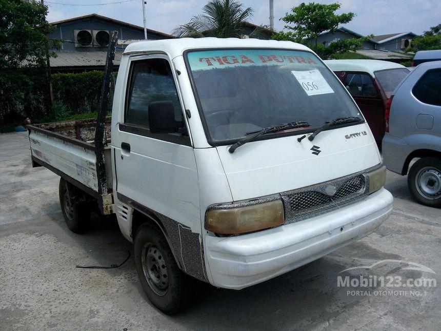 2008 Suzuki Carry WD Pick-up