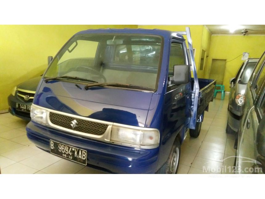 2011 Suzuki Carry WD Pick-up