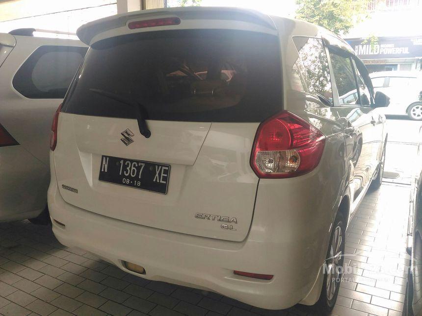 Jual Mobil Suzuki Ertiga 2013 GL 1.4 di Jawa Timur Manual ...