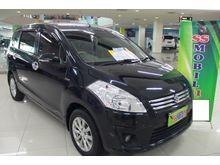 Suzuki Ertiga GL 2014 Hitam Mulus AC DOUBLE