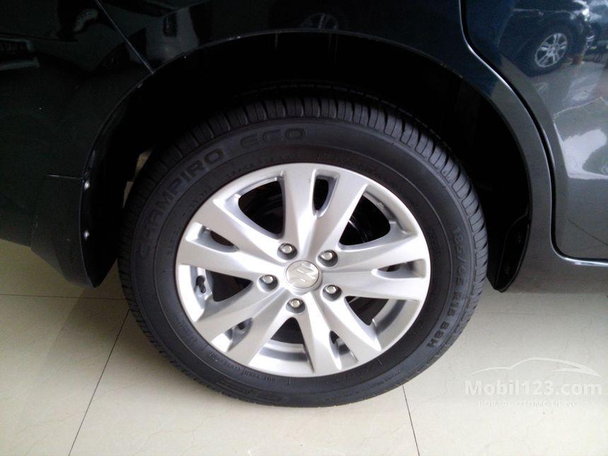2016 Suzuki Ertiga GL MPV