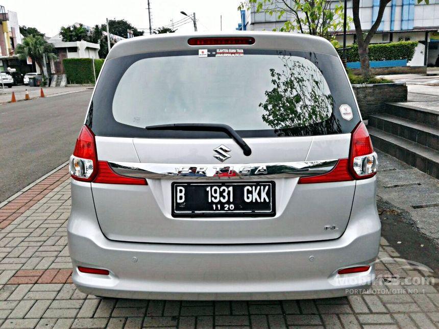 2015 Suzuki Ertiga GL MPV