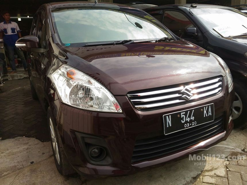 Jual Mobil Suzuki Ertiga 2015 GX 1.4 di Jawa Timur Manual ...