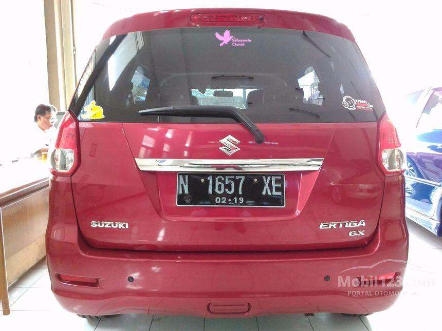 Suzuki Ertiga 2014 GX 1.4 di Jawa Timur Manual MPV Merah ...