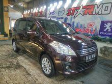 2013 Suzuki Ertiga 1.4 GX TDP 25jt Istimewa Siap Pakai Mudik MULUS