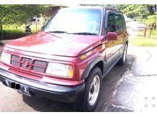 1998 Suzuki Escudo 1.6 JLX SUV
