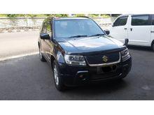 2007 Suzuki Grand Vitara 2.0 JLX SUV Hitam. Jok kulit + Keyless + Low KM