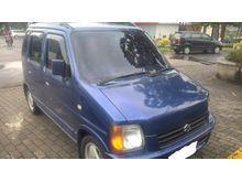 2001 Suzuki Karimun 970 DX Hatchback