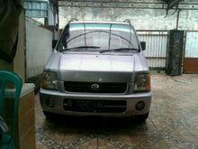 2002 Suzuki Karimun 970 DX Hatchback