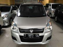 Suzuki Karimun Wagon R GL 1.0 MT 2014 Abu - Abu