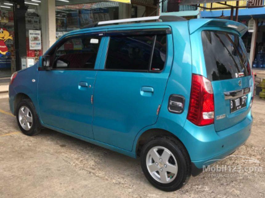 2014 Suzuki Karimun Wagon R GX Wagon R Hatchback