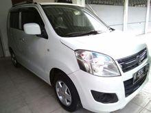 2014 Suzuki Karimun Wagon R type GX Putih KM Rendah