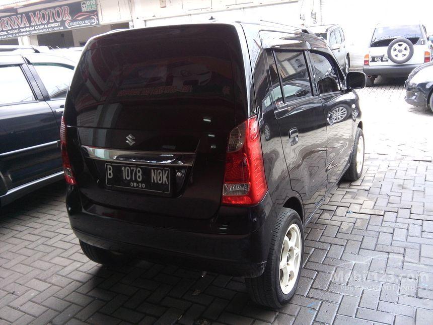 Suzuki Karimun Wagon R 2014 GX Wagon R 1.0 di Banten Manual Hatchback Hitam Rp 88.000.000