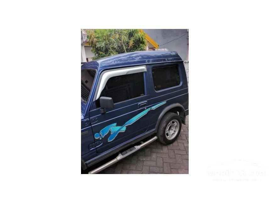 Jual Mobil Suzuki Katana 2001 GX 1.0 di Jawa Timur Manual ...