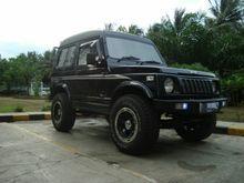 Suzuki Katana GX 1999 modifikasi