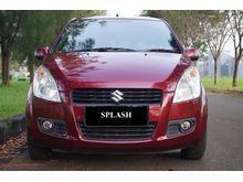 Suzuki Splash GL 2012 Pajak baru