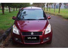 2012 Suzuki Splash GL Pajak Baru Plat L