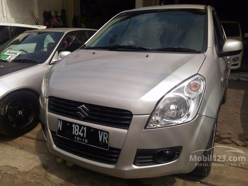 Jual Mobil Suzuki Splash 2010 GL 1.2 di Jawa Timur Manual ...