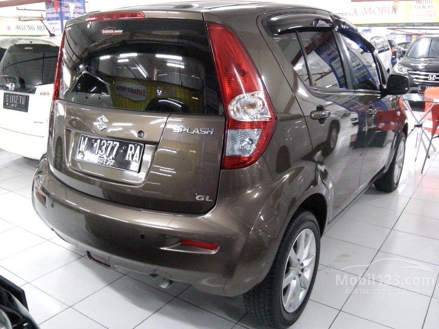 2012 Suzuki Splash GL Hatchback