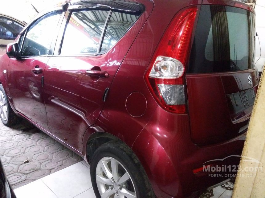 2010 Suzuki Splash GL Hatchback