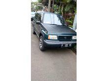 [MOBIL CLASSIC JADUL] Suzuki Vitara 4x4 1.6 SUV Offroad 4WD tahun 1995