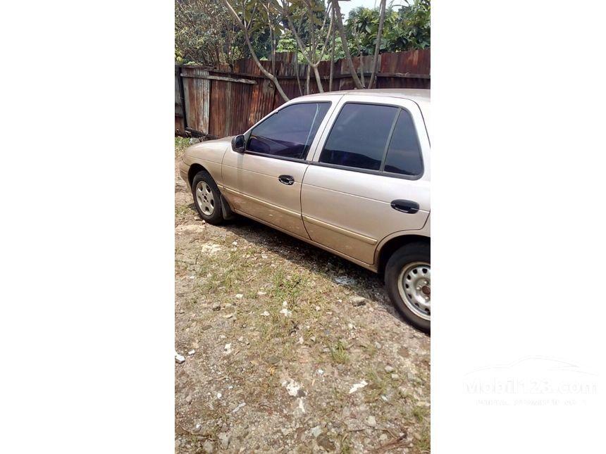 1998 Timor SOHC Sedan