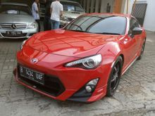 2015 Toyota 86 2.0 TRD Coupe