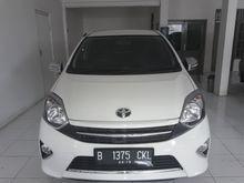 Toyota agya G MT 2014 istimewa siap pakai TDP MIRING