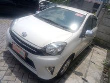 2015 Toyota Agya 998 G BARANG ISTIMEWA DENGAN DP RINGAN