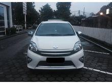 2014 Toyota Agya 998 G Hatchback - MULUS - NEGO