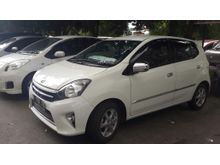 2014 Toyota Agya G/AT, warna  putih, pemakai langsung/tangan pertama, STNK Jan (baru perpanjang), KM 18 rb.2014 Toyota Agya G/AT, putih, pemakai langsung, STNK Jan, KM 18 rb.