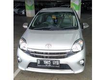 Toyota AGYA 1.0 G A/T - tahun 2014 akhir
