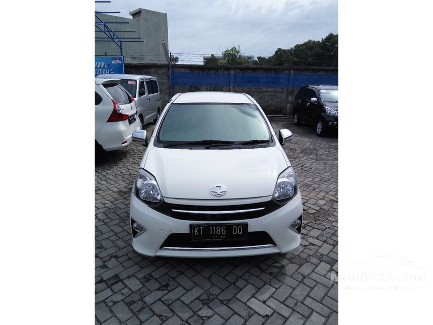 Jual Mobil Toyota Agya 2015 G 1.0 di Kalimantan Timur ...