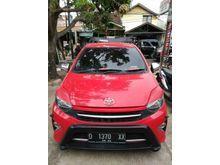 2015 Toyota Agya 998 G Hatchback