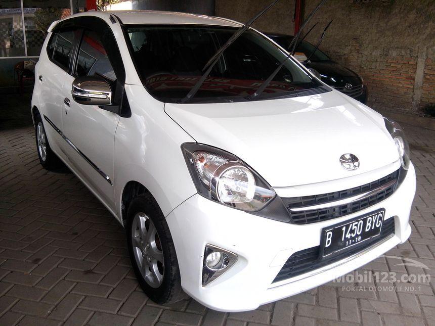 2013 Toyota Agya G Hatchback
