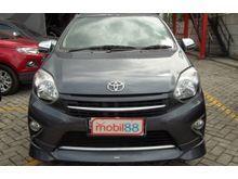 2014 Toyota Agya 998 G BARANG TERAWAT DAN DP RINGAN