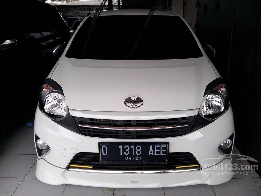 2016 Toyota Agya G Hatchback