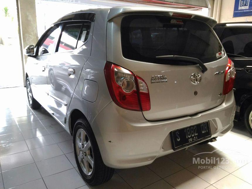 Jual Mobil Toyota Agya 2016 G 1.0 di Jawa Timur Manual ...