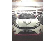 2015 Toyota Agya Mulus