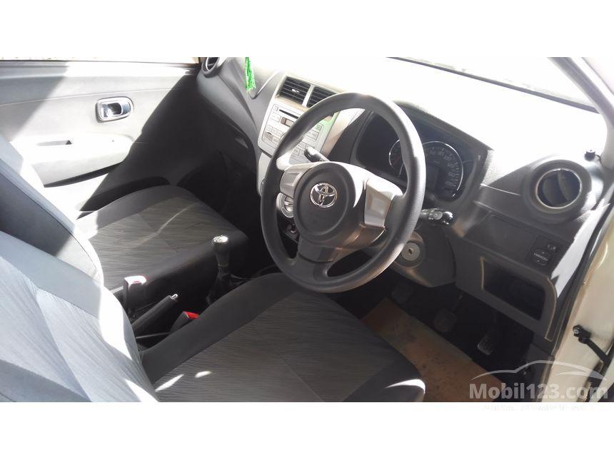 2014 Toyota Agya G Hatchback