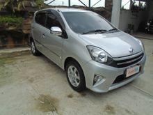 Toyota Agya G Matic 2014, Mulus Seperti Baru, KM 27rb