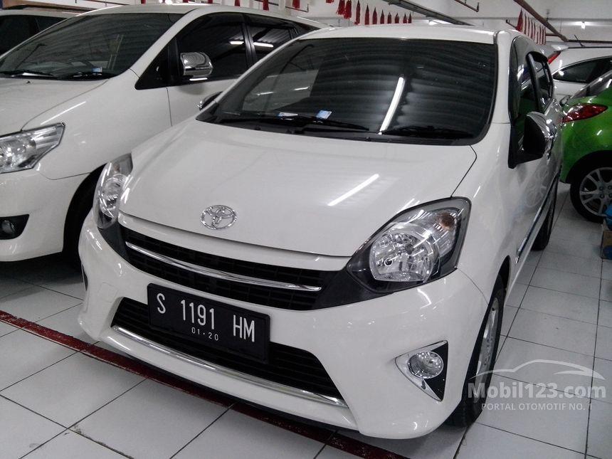 2015 Toyota Agya G Hatchback